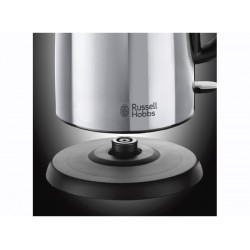 Russell Hobbs Kettle Victory Polished Stainless Steel 1.7 Litre