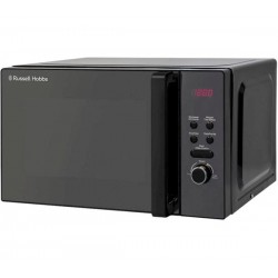 RUSSELLHOB RHM2034B Microwave with Grill - Black
