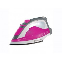 Russell Hobbs Steam Iron Ceramic Soleplate 2600 Watts 240 Ml