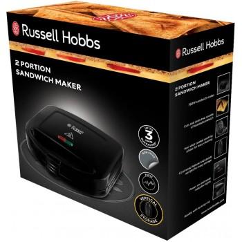 Russell Hobbs 24520-56 Sandwich Maker Classics-24520-56, Black