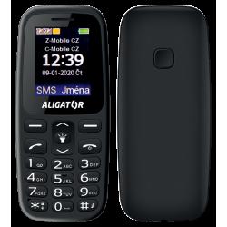 Aligator A220 - Black