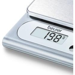 Beurer KS22 Kitchen Scale - Silver