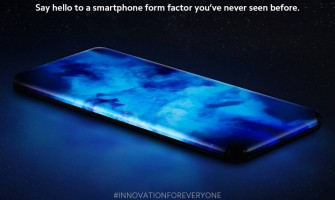 Xiaomi Quad-curved Waterfall Display concept has no room for bezels