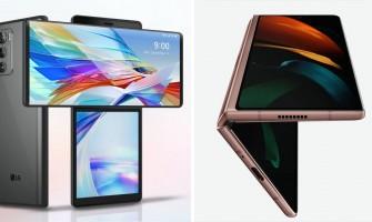 Four best designed phones of 2020