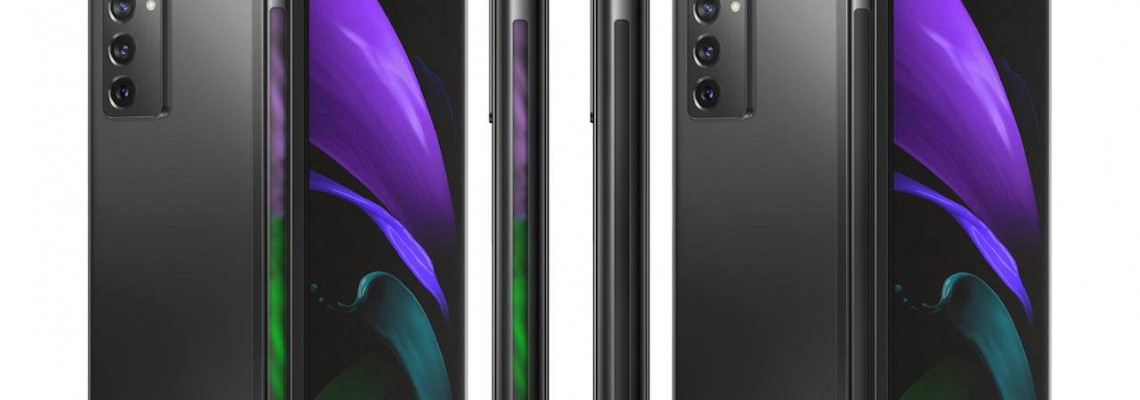 Galaxy Z Fold 3 hinge could have a light indicator