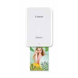Canon Zoemini Photo Printer - White