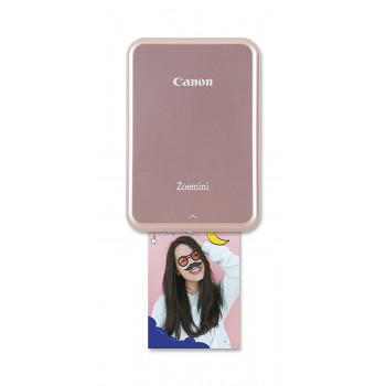 Canon Zoemini Photo Printer - Rose Gold