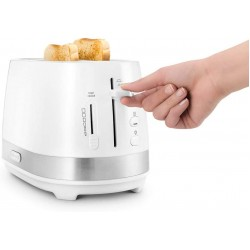 Delonghi Active Line Toaster - White