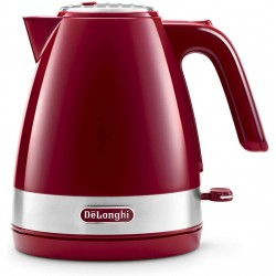 Delonghi Active Line Kettle - Red
