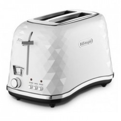 Delonghi Brillante Toaster With Bun Warmer
