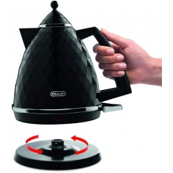Delonghi Brillante KBJ3001W Kettle - Black