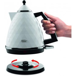 Delonghi Brillante KBJ3001W Kettle - White