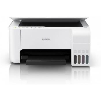 EPSON L3156 Direct WiFi INKTANK Printer/Scanner/Copier - White