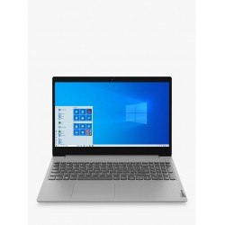 "LENOVO IDEAPAD 3I - 15.6""LED Pentium Gold 6405U 2.4GHz 4GB 128GB SSD HDMI USB BT WiFi Win 10 Home Grey"