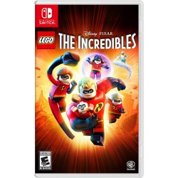 LEGO The Incredibles (Code In Box)