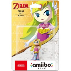 Nintendo AMIIBO: The Legend Of Zelda - The Wind Waker Zelda (Multi)