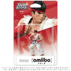 Nintendo AMIIBO: Super Smash Bros - Ryu