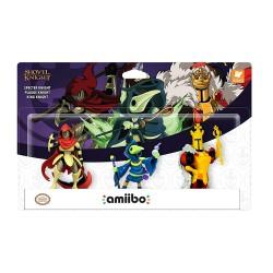 Nintendo AMIIBO: Shovel Knight Treasure Trove 3 Pack