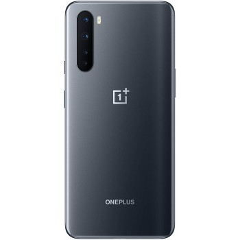 OnePlus NORD (5G) 8GB RAM 128GB Smartphone with Quad Camera, Dual SIM - Onyx Grey