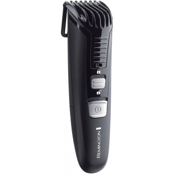 Remington Beard Boss Beard and Stubble Trimmer with Lock-In Adjustable Comb and Stainless Steel Serrated Blades - MB4120