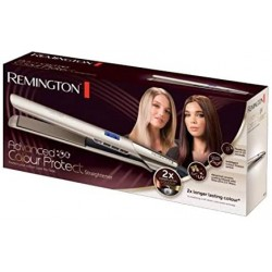 Remington S8605 Straightening Iron Warm Champagne 3 m Hair Styling Tool (Hair Straightener, Hot Iron, 150 °C, 230 °C, 15 s, Champagne)