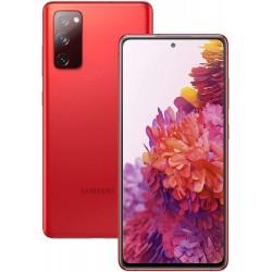Samsung Galaxy S20 FE - Firey Red