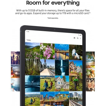 Samsung Galaxy Tab S7 - 128GB - Wifi  - Black
