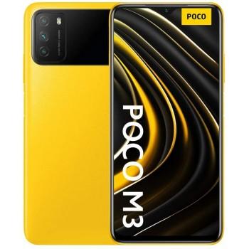 Xiaomi Poco M3 (128GB,4GB) - Yellow