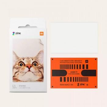 Xiaomi Mi Portable Photo Printer Paper (2x3-inch, 20-sheets) EU