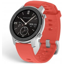 EX - DISPLAY Xiaomi Amazfit GTR 42mm - Smartwatch Coral Red