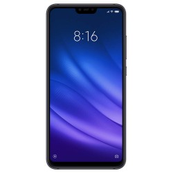 Xiaomi Mi 8 Lite, 64GB + 4GB - Midnight Black