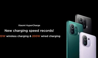 Xiaomi HyperCharge shows off 200W wired and 120W wireless charging